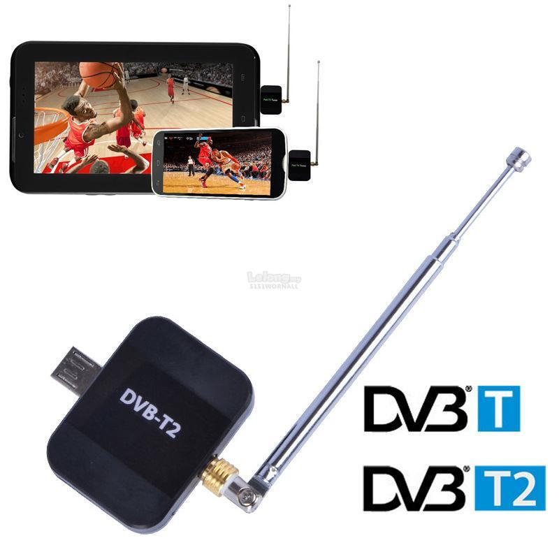 how to make tv tuner for android
