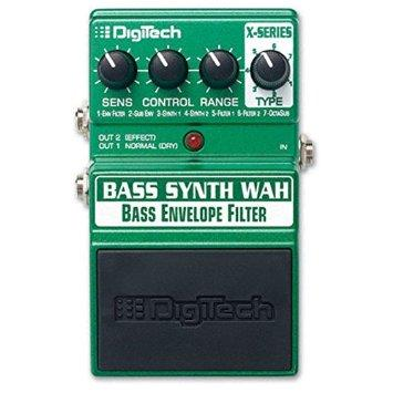 DigiTech XBW Bass Synth Wah Effects Pedal