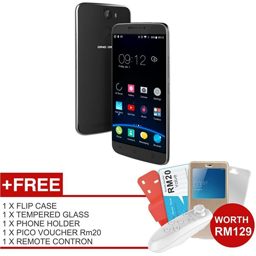 DING DING GUIDE E6 2GB  - BLACK (WARRANTY BY DING DING MALAYSIA)