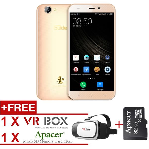 DING DING GUIDE S1 5.5 3GB+32GB (GOLD)  - glasses-free 3D smartphone