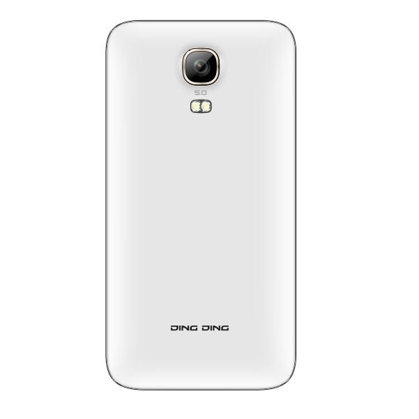 Ding Ding SK1 (White + Gold) (Official Ding Ding Warranty)