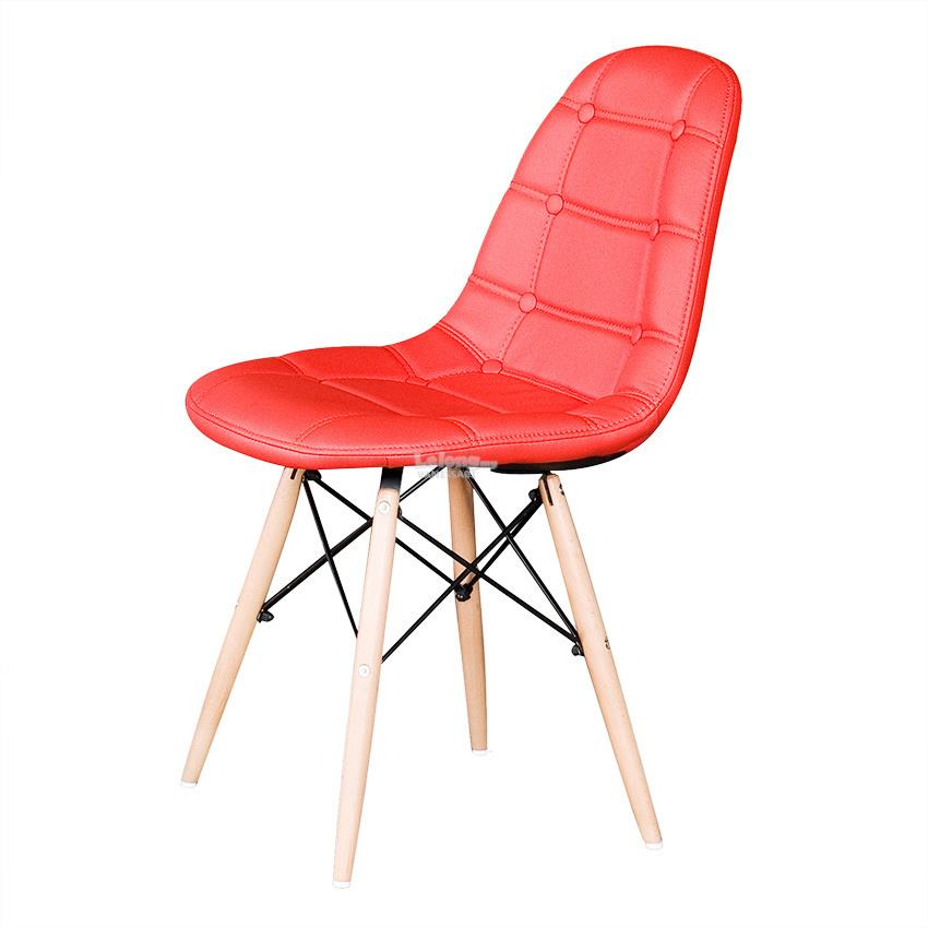 DINING CHAIR DC 9102 RED