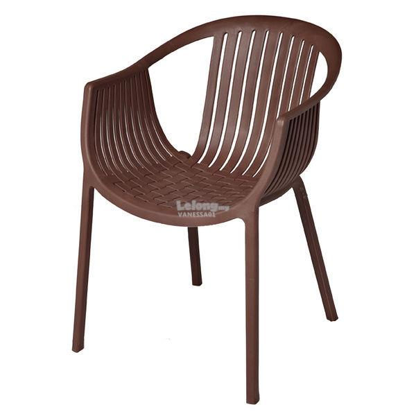 DINING CHAIR DC 9120 BROWN