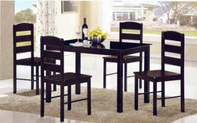 DINING TABLE SET 1+4 CHINESE NEW YEAR SALE