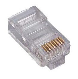 DINTEK RJ45 CAT6 MODULAR CONNECTOR (10PCS)