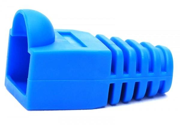 DINTEK RJ45 Color-Coded Rubber Boot For CAT5e, 50pcs