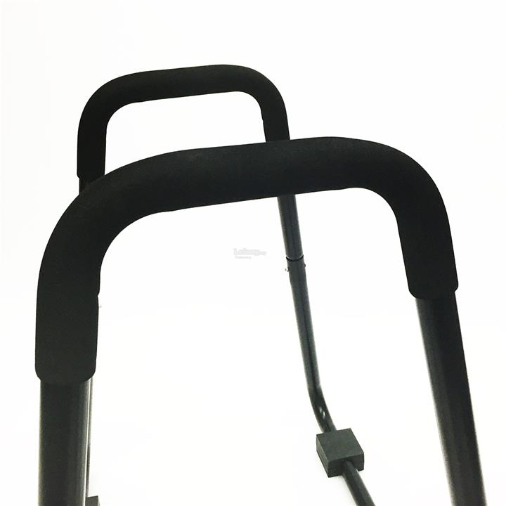 Dip Bar Fitness Station With Push Up Straps