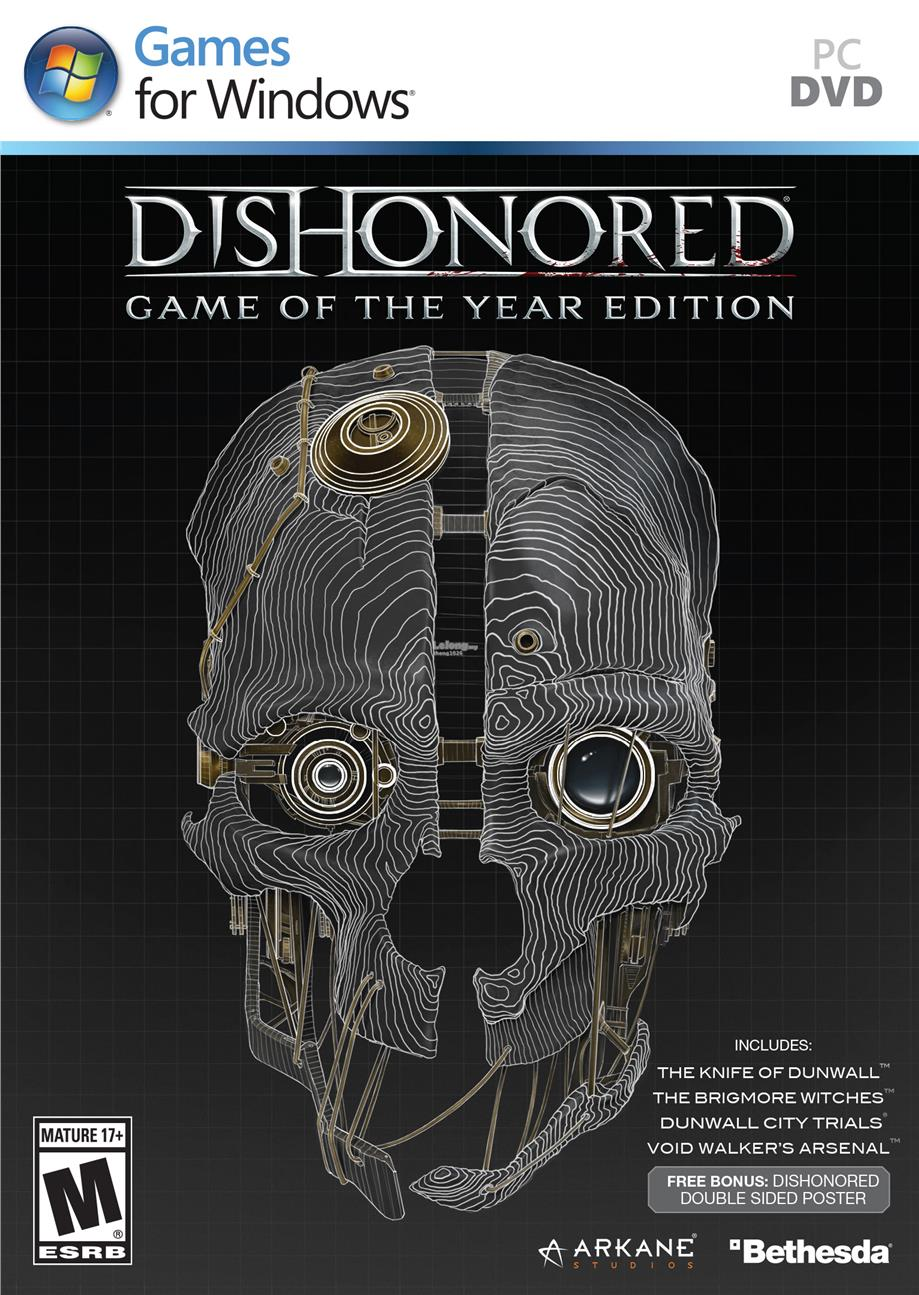 Dishonored (Game Of The Year Edition) (PC)
