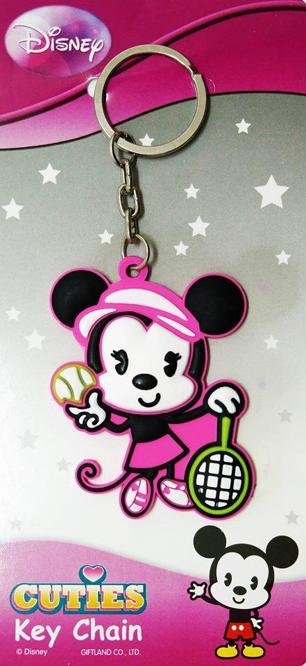 Disney Character Key Chain - Cuties Mouse