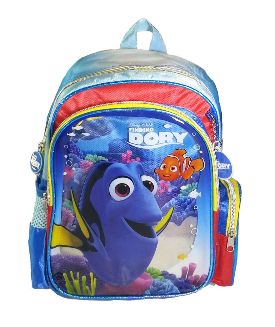 DISNEY FINDING DORY 12INCH BACKPACK * W23xH32xD10(CM)