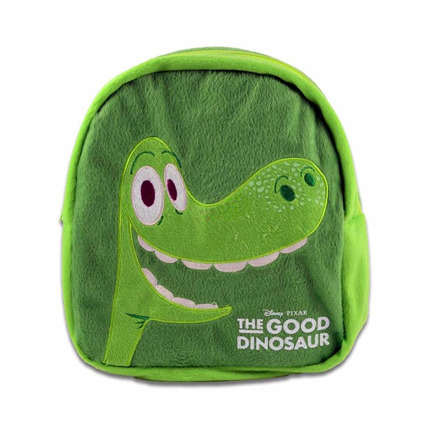 DISNEY GOOD DINOSAUR 10inch KIDS PLUSH BACKPACK * W23xH25xD10(CM)
