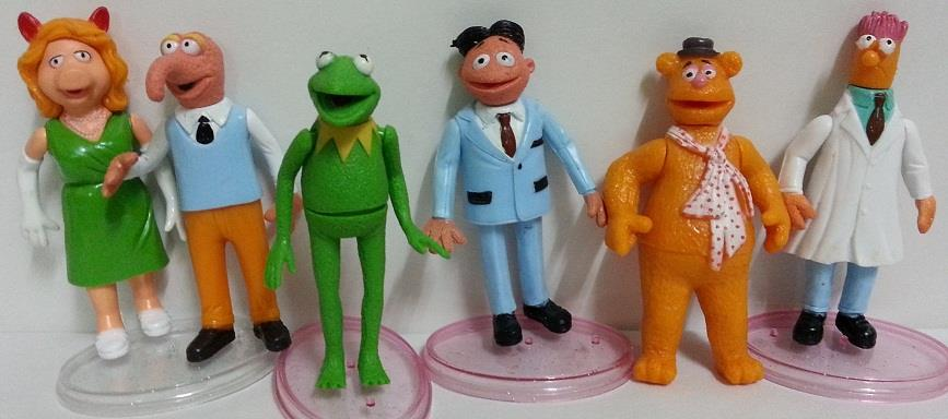 Disney Muppets Most Wanted Toy Figurine- DMCT02