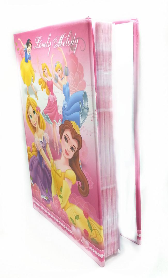 DISNEY PRINCESS 300 4R PHOTO ALBUM * Clear stock item