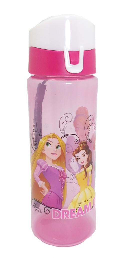DISNEY PRINCESS DREAM BIG LUNCH BOX WITH WATER BOTTLE SET * BPA FREE