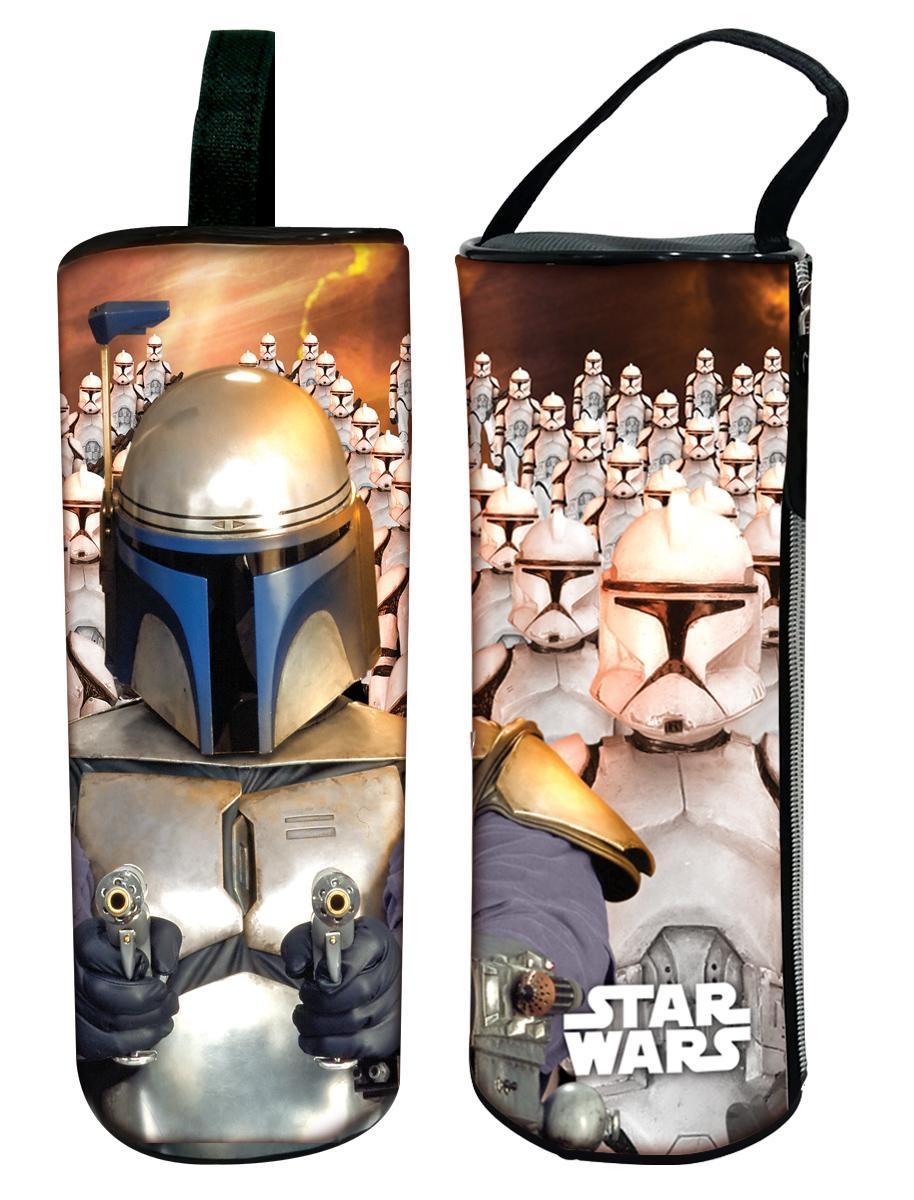 Disney Star War Pencil Case DIA8x12(CM)  - Genuine licensed