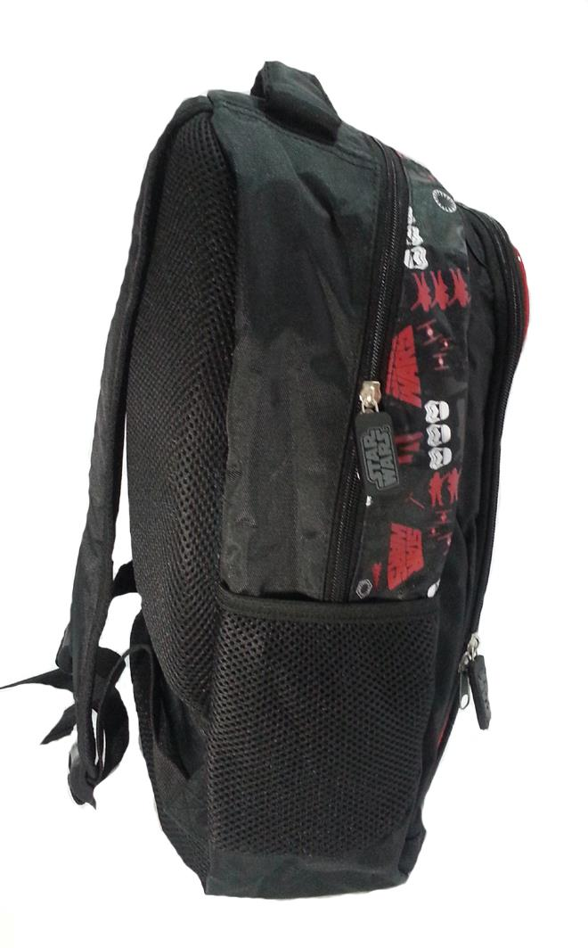 DISNEY STAR WARS KYLO VS TROOPER SCHOOL BAG *W30xH40xD14(CM)