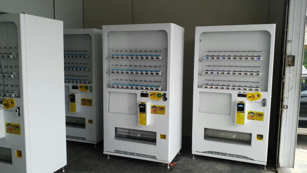 can vending machine for sale