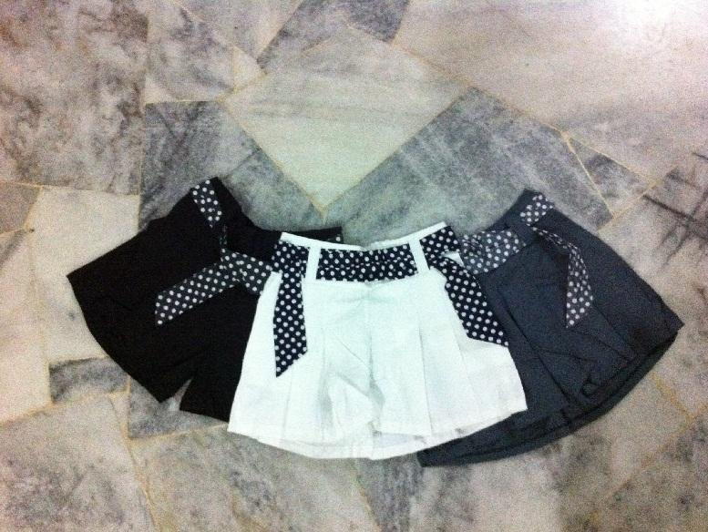 Divided Skirts Shorts - Free Shipping