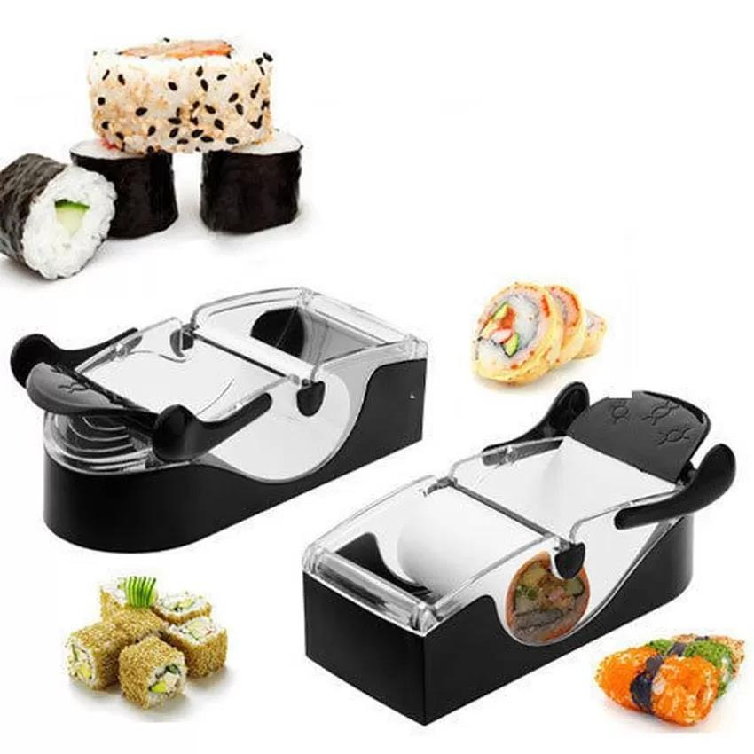 DIY Homemade Sushi Roll Maker Perfect Japanese Rice Mold Machine