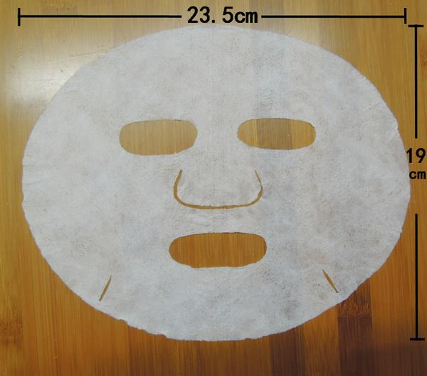 DIY Natural Skin Care Compressed Facial Face Paper Dry Mask 500pcs