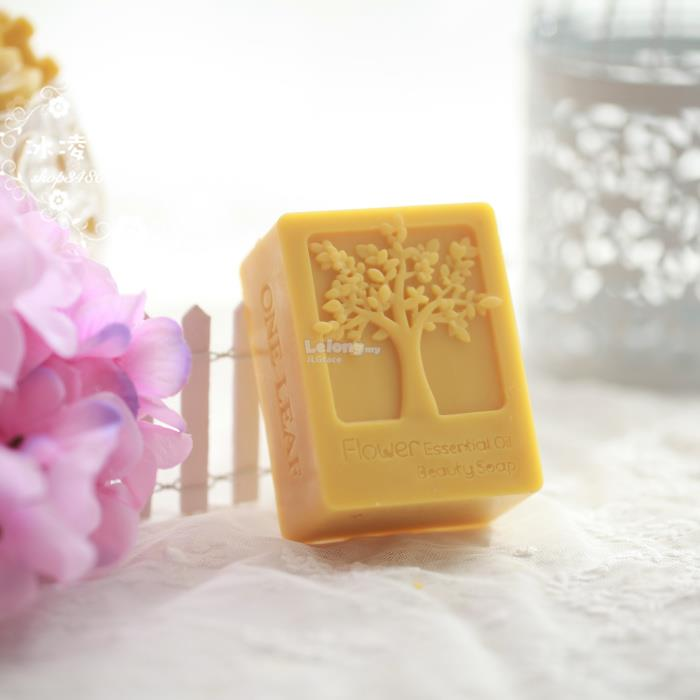 DIY Soap Silicone Mould Square Tree Pattern