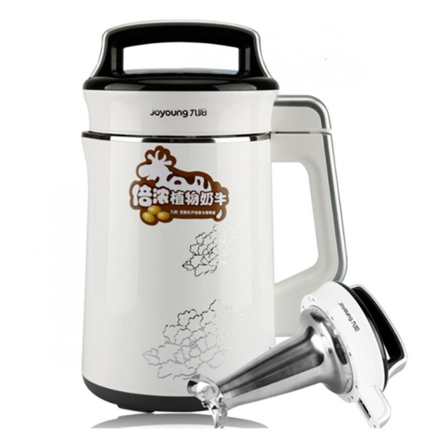 DJ13B-D58SG Joyoung Multifunction Soymilk Maker White and Black