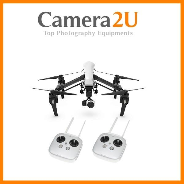 NEW DJI Inspire1 V2.0Quadcopter with 4KCamera & 3AxisGimbal (2Transm.)