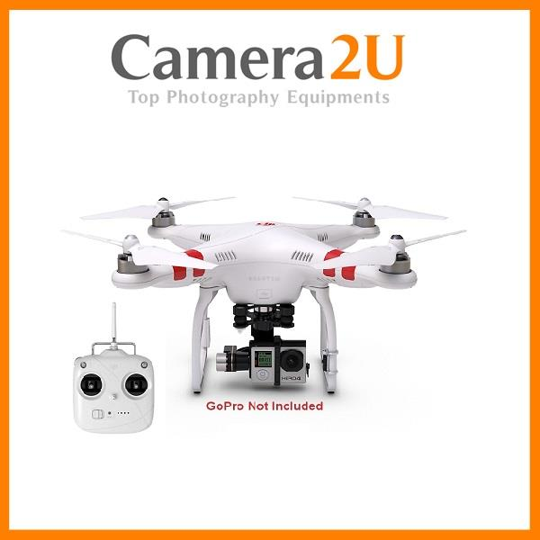 NEW DJI Phantom 2 Quadcopter v2.0 with Zenmuse H4-3D Gimbal Kit
