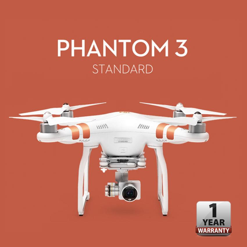 how to connect dji phantom 3 standard to phone