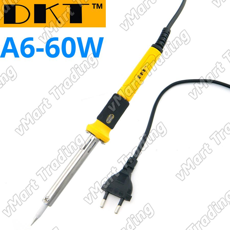 DKT A6 60W Power Regulated Soldering Iron