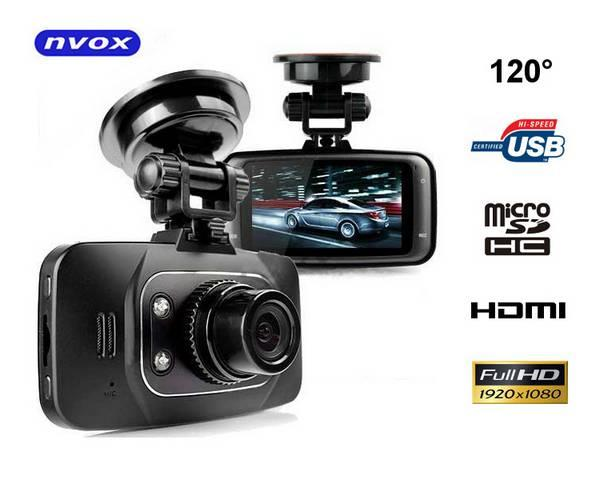 DLAA GS8000L Motion Detection DVR Driving Video Recorder Full HD 1080p