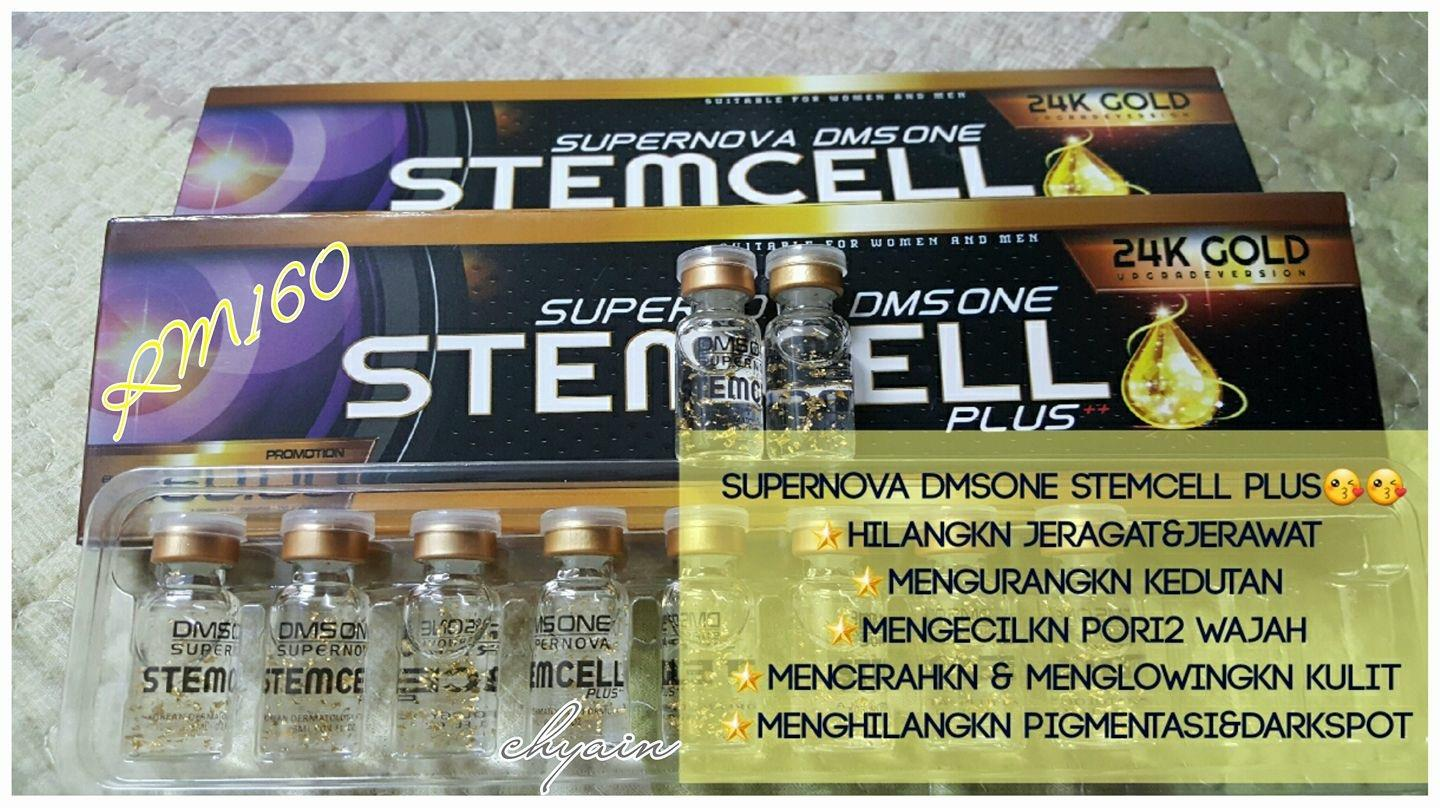 DMS 360 DERMAX SUPERSKIN SERUM STEMCELL PLUS SUPERNOVA 24k GOLD ORIGIN