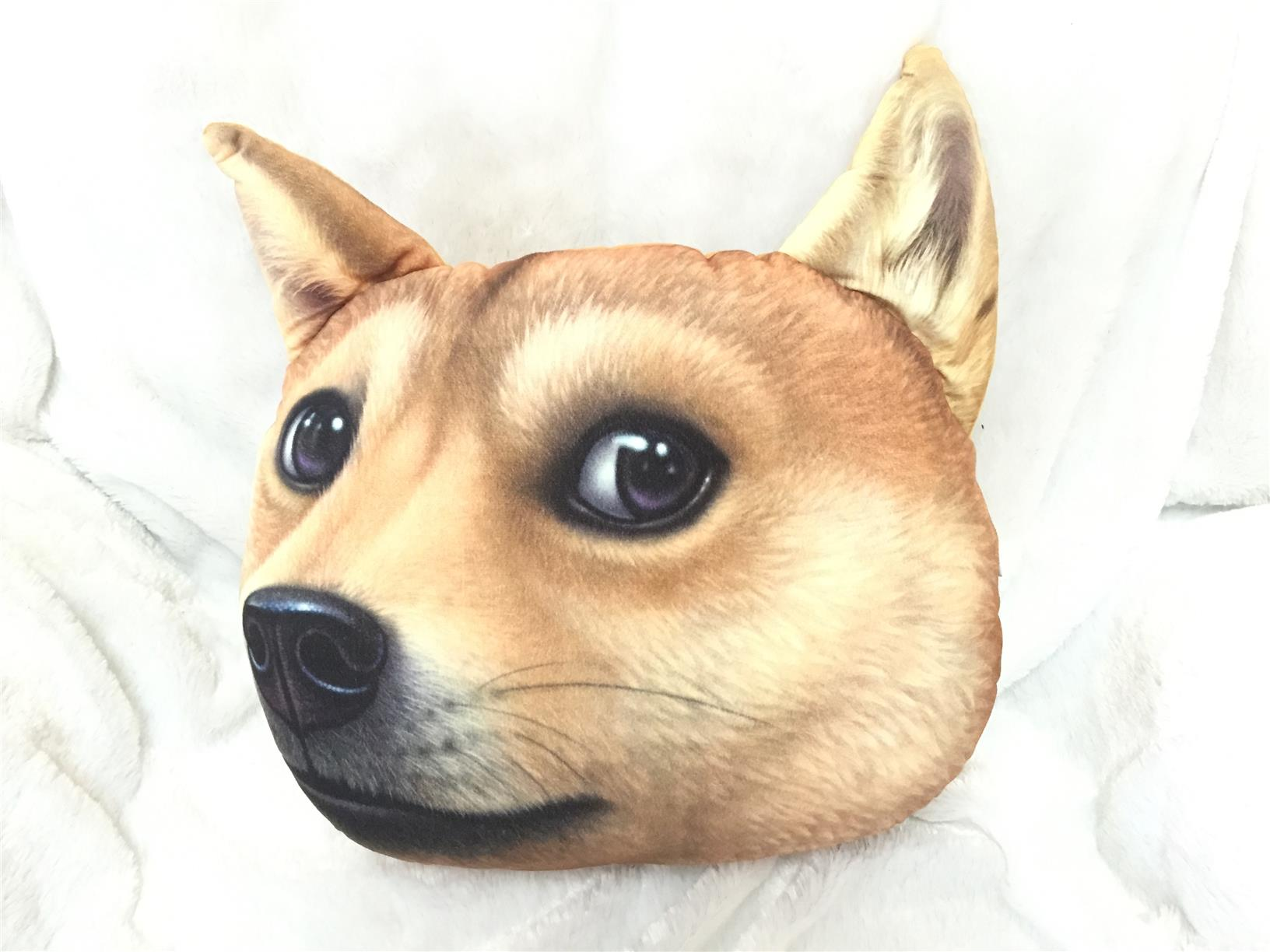 Doge Plush Blanket