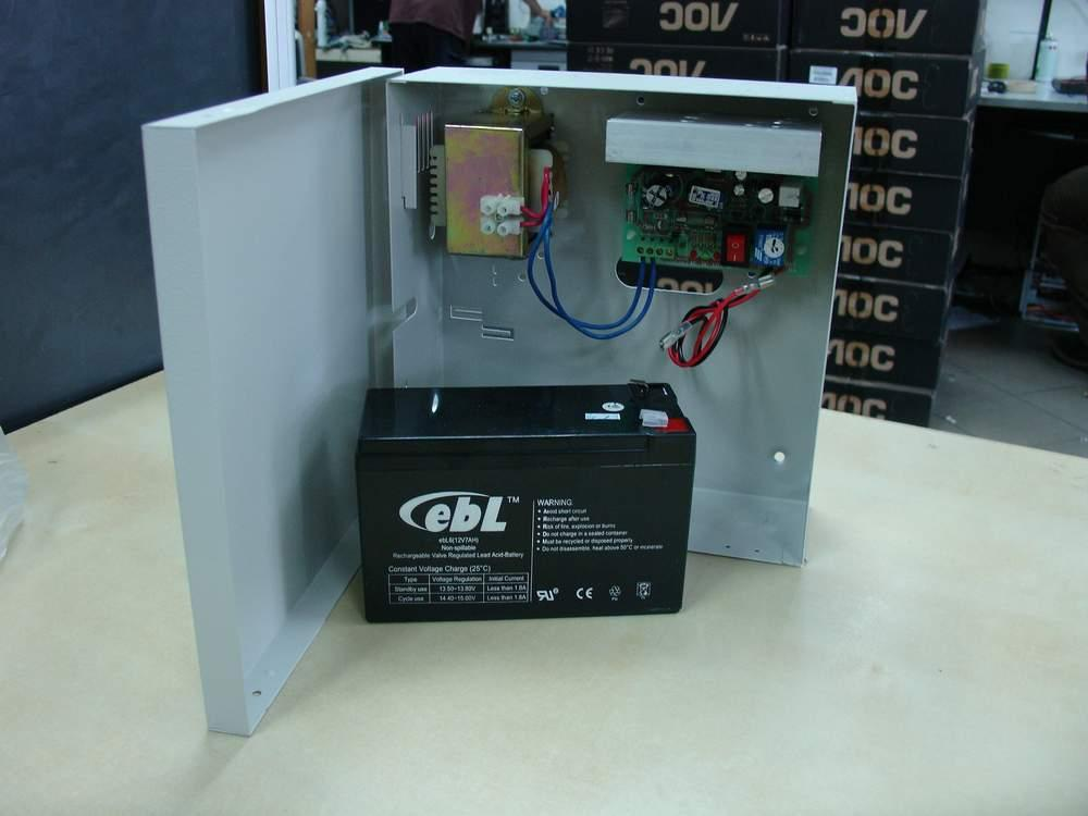 Power Access Systems Door Access Power Supply