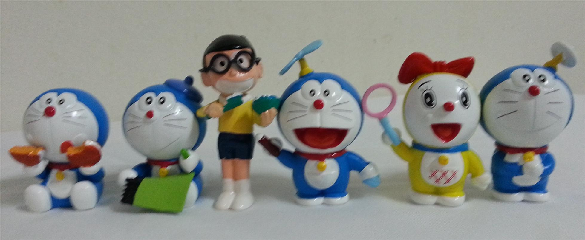 Doraemon Cake Topper Decoration / Do (end 1/9/2014 10:40 PM)