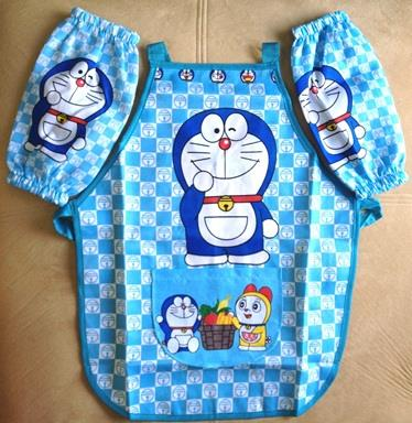 Doraemon Children Cute Cartoon Apron