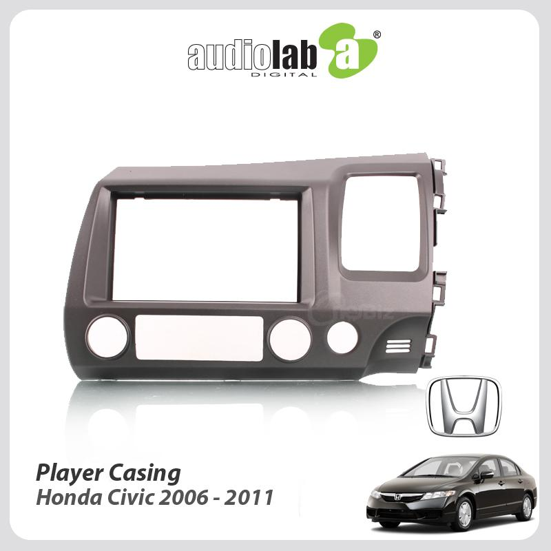 Double Din Car DVD Player Casing Honda Civic 2006-2011