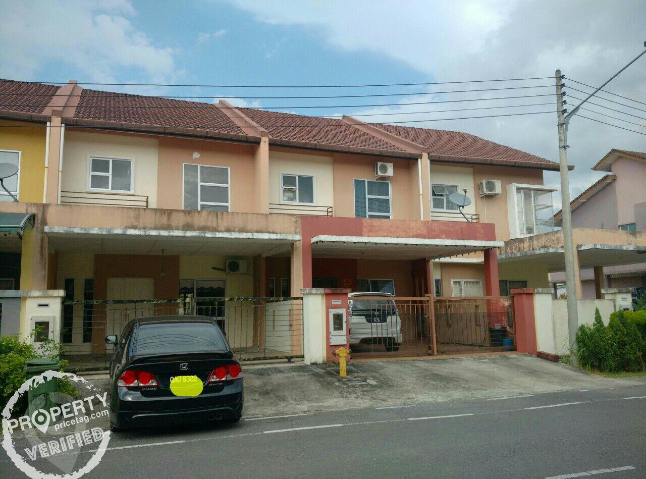 Double Storey House At Kuchin End 2 27 2017 9 15 Am Myt
