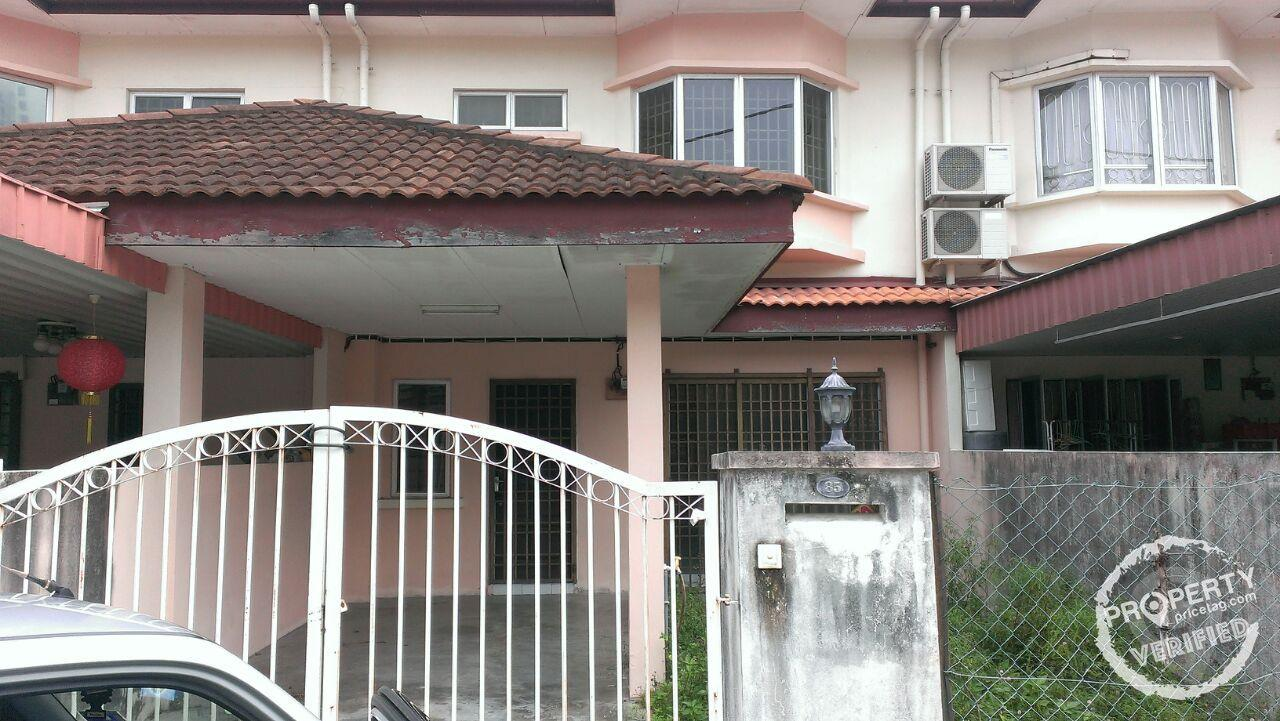 Double-storey terrace for Sale in Sunway Tunas