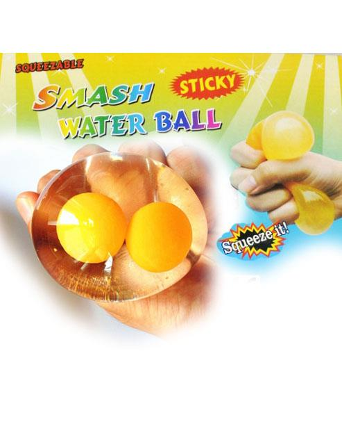 Double Yolk Smash Water Ball