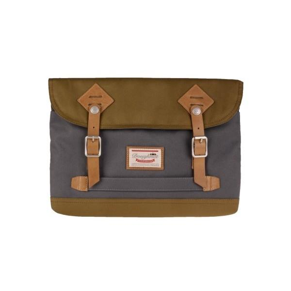 Doughnut Jungle 13'' Laptop Sleeve - Khaki x Grey