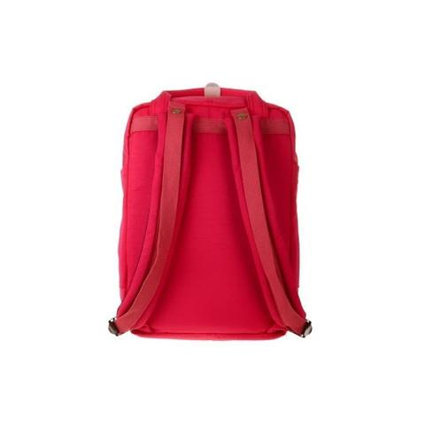DOUGHNUT MACAROON BACKPACK - RASPBERRY