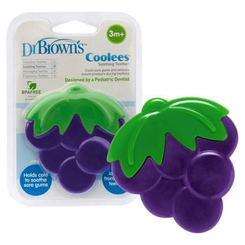 Dr. Brown's Grape Coolee Teether