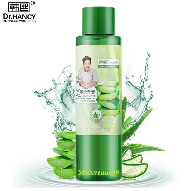 Dr.HANCY 92% Aloe Vera Moisturizing Repair Toner (160ml)