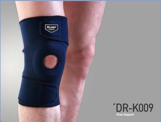 Dr.Med Knee Support DR-K009 (Free Size) (1 Piece)