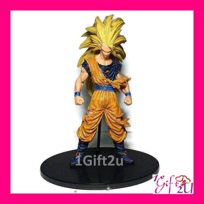 Dragonball Son Goku Super Saiyan3 Collectible Action Figure