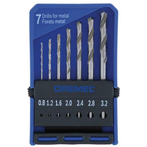 [NEW] Dremel 628 Drill Bit Set 2615062832
