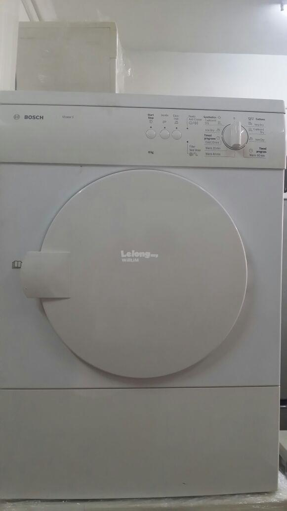 Drying Machine Bosch Refurbish Recondition Automatic Mesin Kering