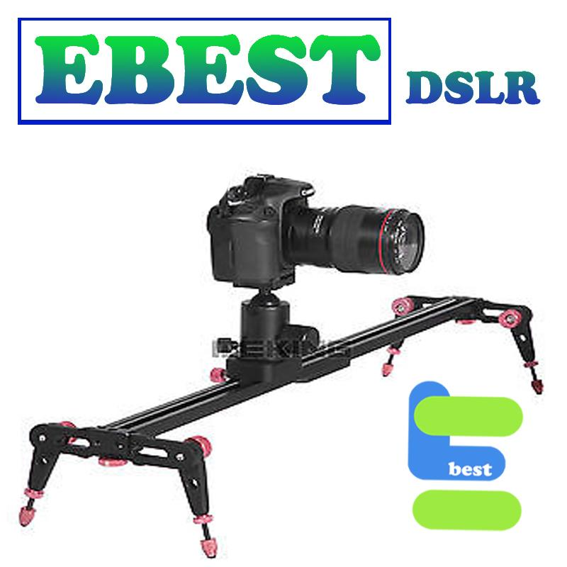 DSLR Camera Camcorder Video Movie Slider Rail Track 60CM Slider