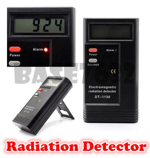 DT-1130 Electromagnetic Radiation Detector Scanner Meter Monitor